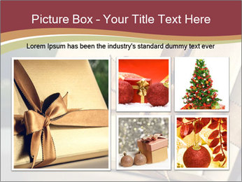 Christmas gift PowerPoint Templates - Slide 19