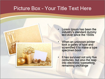 Christmas gift PowerPoint Templates - Slide 20