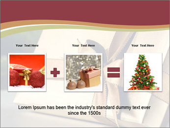 Christmas gift PowerPoint Templates - Slide 22