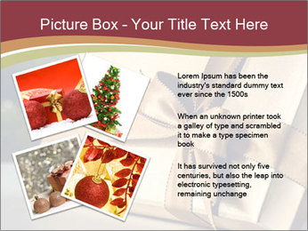 Christmas gift PowerPoint Template - Slide 23