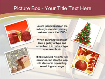 Christmas gift PowerPoint Templates - Slide 24