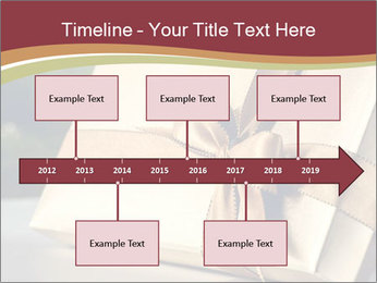 Christmas gift PowerPoint Templates - Slide 28