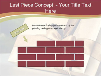 Christmas gift PowerPoint Templates - Slide 46