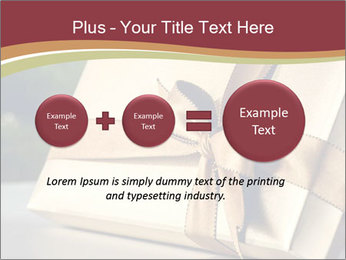 Christmas gift PowerPoint Templates - Slide 75