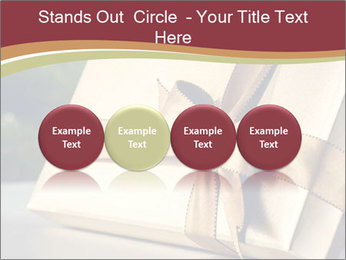 Christmas gift PowerPoint Templates - Slide 76
