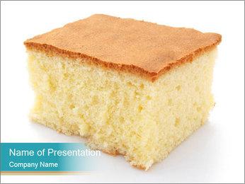 Cake PowerPoint Templates - Slide 1