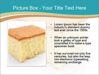 Cake PowerPoint Template - Slide 13
