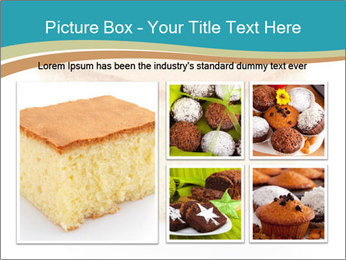 Cake PowerPoint Templates - Slide 19