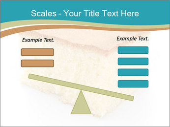 Cake PowerPoint Template - Slide 89