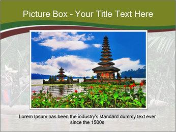 Ceremony of Asmat people PowerPoint Template - Slide 15