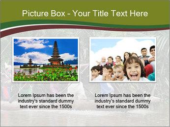 Ceremony of Asmat people PowerPoint Template - Slide 18