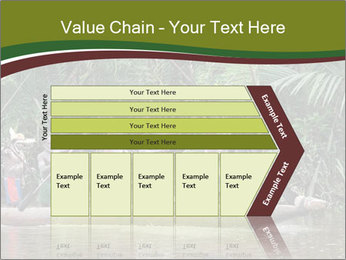 Ceremony of Asmat people PowerPoint Template - Slide 27