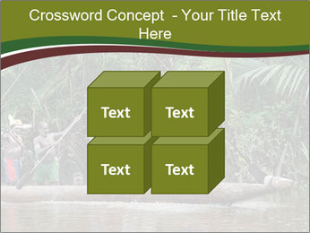 Ceremony of Asmat people PowerPoint Template - Slide 39