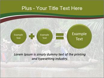 Ceremony of Asmat people PowerPoint Template - Slide 75