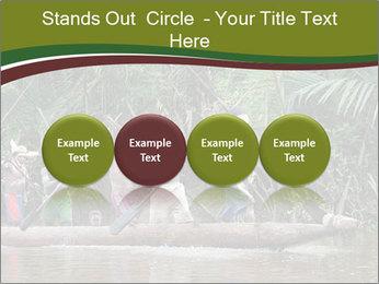 Ceremony of Asmat people PowerPoint Template - Slide 76