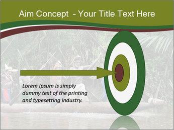 Ceremony of Asmat people PowerPoint Template - Slide 83
