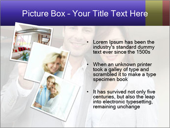 Couple holding door keys PowerPoint Templates - Slide 17
