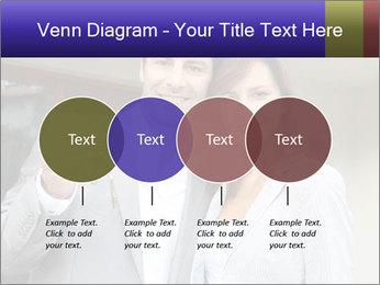 Couple holding door keys PowerPoint Templates - Slide 32