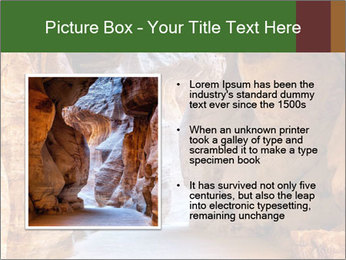 Stone gallery PowerPoint Template - Slide 13