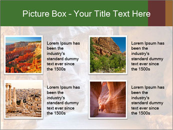 Stone gallery PowerPoint Template - Slide 14