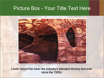 Stone gallery PowerPoint Template - Slide 16