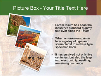 Stone gallery PowerPoint Template - Slide 17