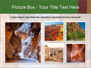 Stone gallery PowerPoint Template - Slide 19