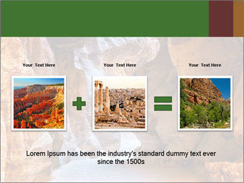 Stone gallery PowerPoint Template - Slide 22