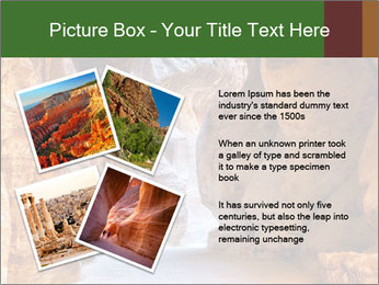 Stone gallery PowerPoint Template - Slide 23