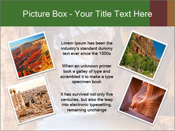 Stone gallery PowerPoint Template - Slide 24