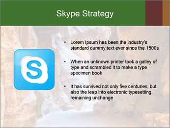 Stone gallery PowerPoint Template - Slide 8