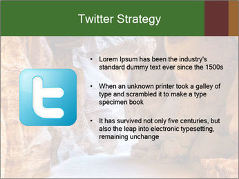Stone gallery PowerPoint Template - Slide 9
