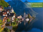 Austria PowerPoint Templates