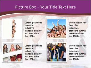 School students PowerPoint Templates - Slide 14