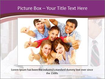 School students PowerPoint Templates - Slide 15