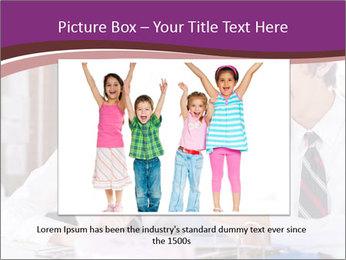 School students PowerPoint Templates - Slide 16