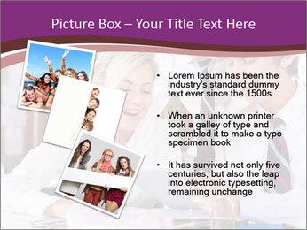 School students PowerPoint Templates - Slide 17