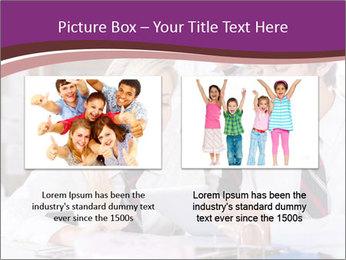 School students PowerPoint Templates - Slide 18
