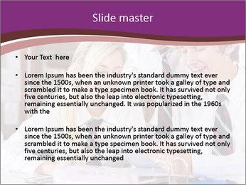 School students PowerPoint Templates - Slide 2