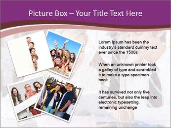 School students PowerPoint Templates - Slide 23