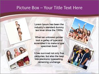School students PowerPoint Templates - Slide 24