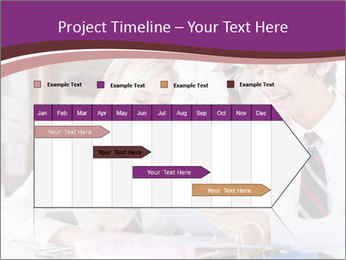 School students PowerPoint Templates - Slide 25