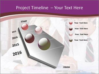 School students PowerPoint Templates - Slide 26
