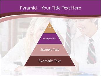 School students PowerPoint Templates - Slide 30