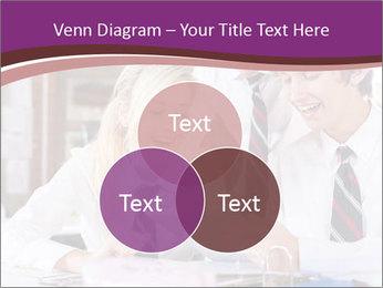 School students PowerPoint Templates - Slide 33