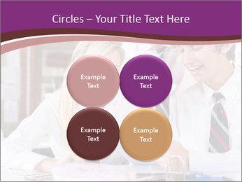 School students PowerPoint Templates - Slide 38