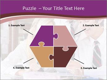 School students PowerPoint Templates - Slide 40