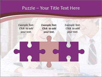 School students PowerPoint Templates - Slide 42