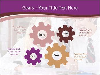 School students PowerPoint Templates - Slide 47