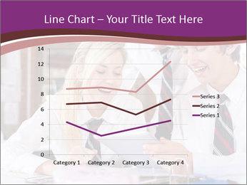 School students PowerPoint Templates - Slide 54